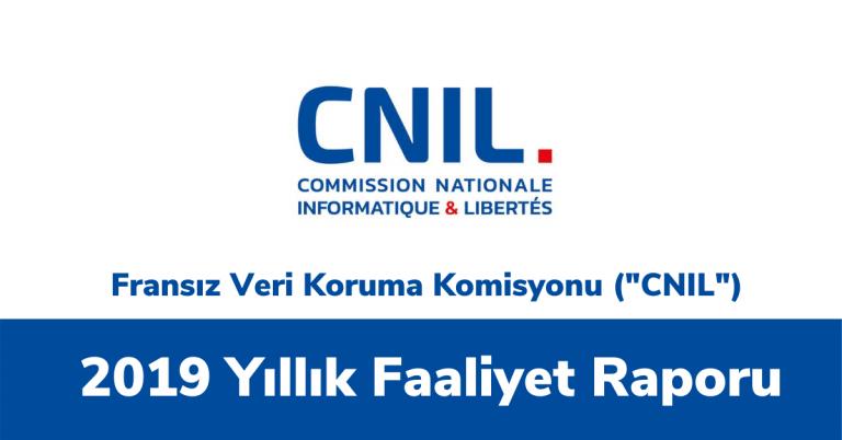 "Fransız Veri Koruma Yetkilisi (""CNIL"")"
